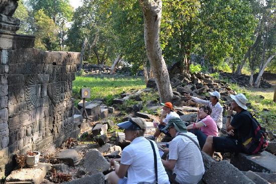 Banteay Chhmar: Temple Tour