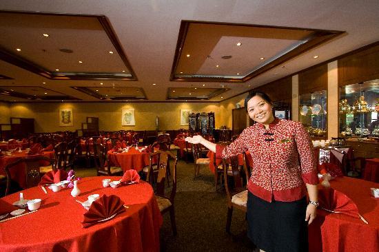 Sabah Hotel Sandakan: Ming Chinese Restaurant