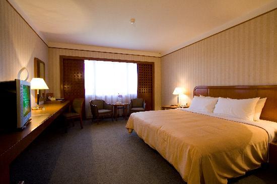 Sabah Hotel Sandakan: Deluxe Room