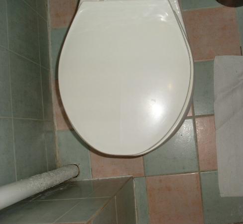 Amsterdam Court Hotel: Toilet again