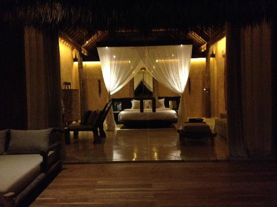 Sumba, Indonesia: Our Bungalow