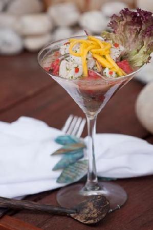 Karmairi Hotel Spa : Alimentos y Bebidas