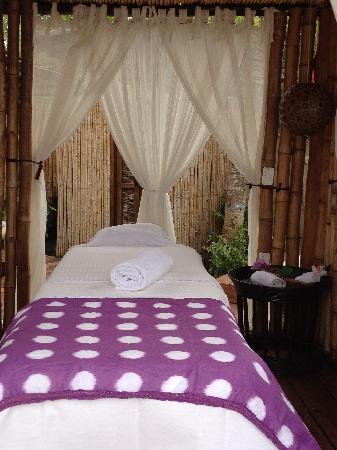 Karmairi Hotel Spa: Spa