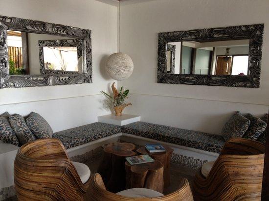 Karmairi Hotel Spa: Áreas comunes