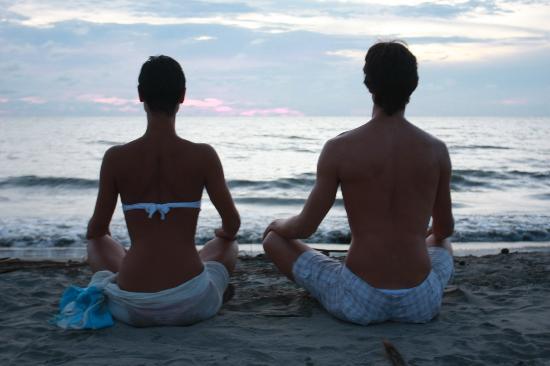 Karmairi Hotel Spa: Playa y relajacion