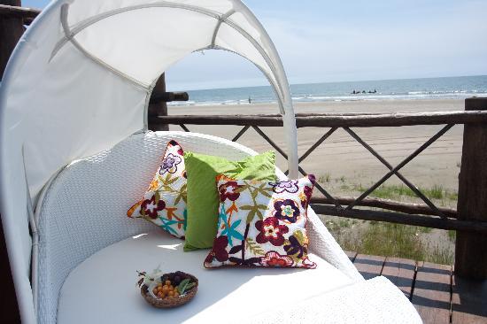 Karmairi Hotel Spa : Playa