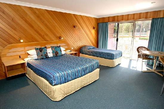 The Hermitage Motel : Studio Suite