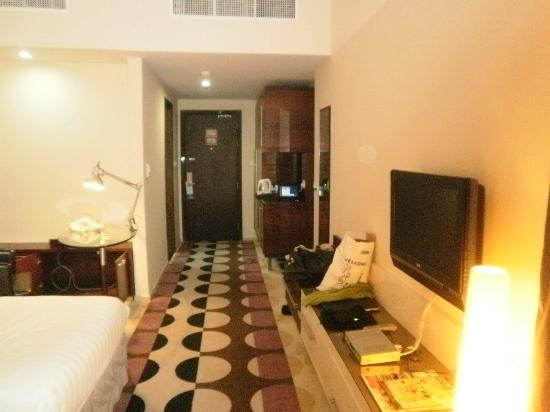 Kingsgate Hotel: habitacion