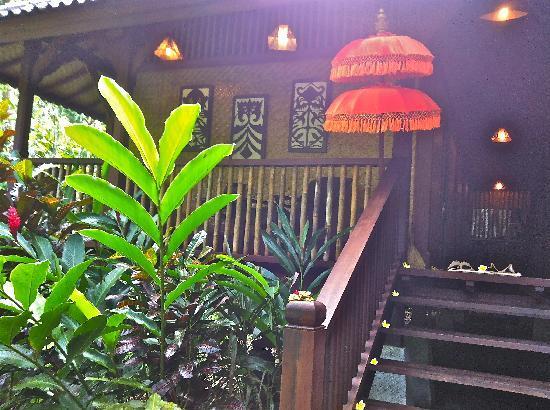 Bidadari Private Villas & Retreat : Bunga Matahari Spa
