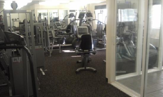 Oak Tree Inn - Milford: Gym
