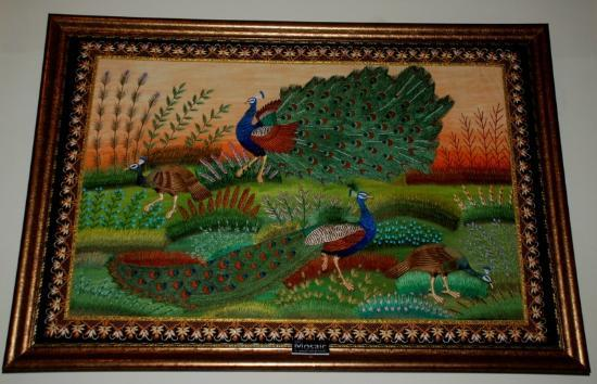 Vivanta by Taj - Hari Mahal, Jodhpur : Another wall mounted frame