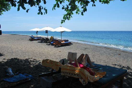 Hidden Paradise Cottages: Hidden Paradise Beach - Amed