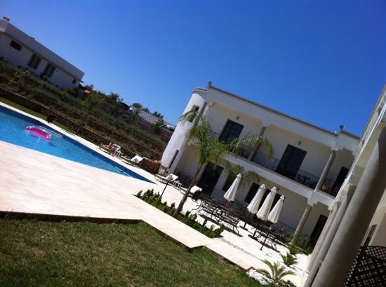Villa Agapanthe: piscine