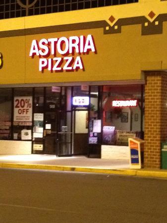 Occoquan Astoria Pizza Restaurant