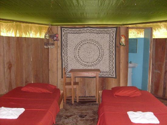 La Fuente del Amazonas Lodge : Habitacion