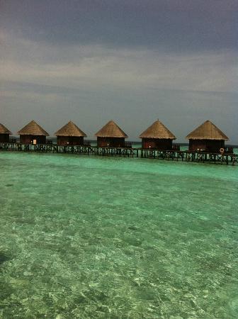 Thulhagiri Island Resort: Bungaloow