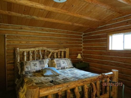 Brook Trout Inn: Bedroom
