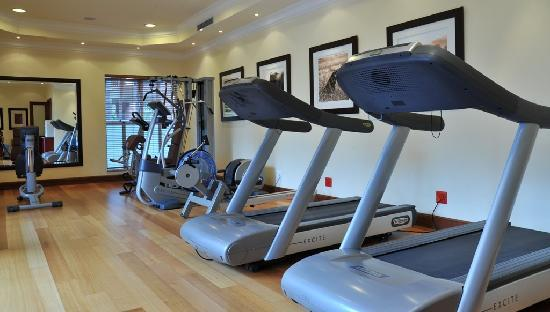 Faircity Falstaff Hotel: Fitness Centre