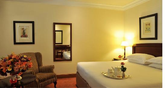 Faircity Falstaff Hotel: Standard Room