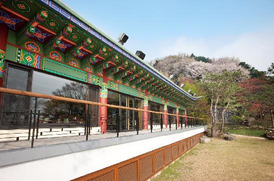 Sheraton Grande Walkerhill: Myongwolgwan
