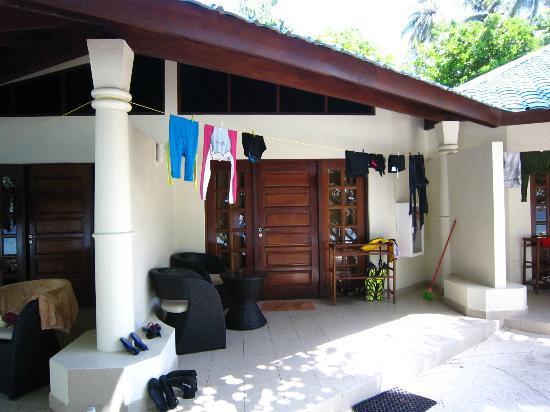 Embudu Village : Our room~