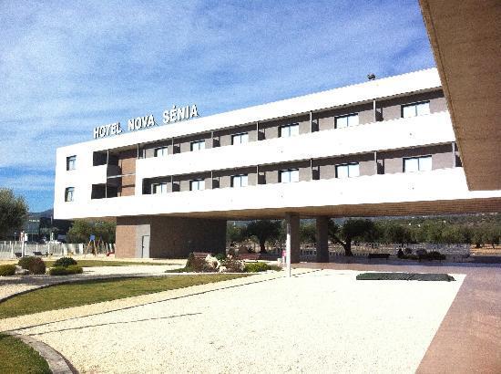 Hotel Nova Senia: exterior
