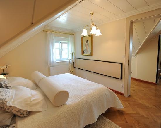 Vila Istra: Bedroom