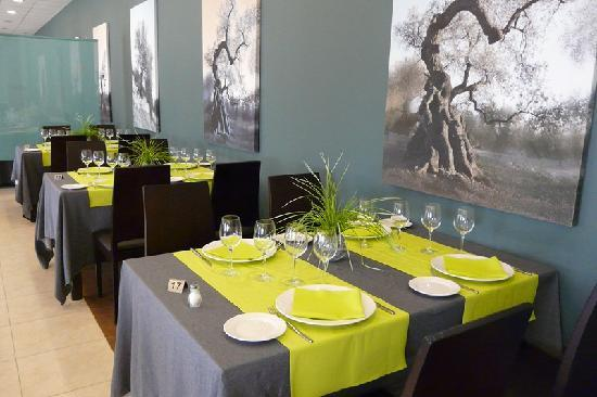 Hotel Nova Senia: Restaurante