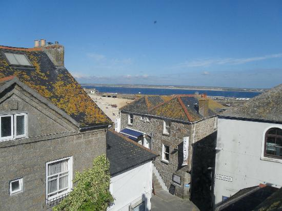 The Anchorage B&B St Ives : wake up to this each day