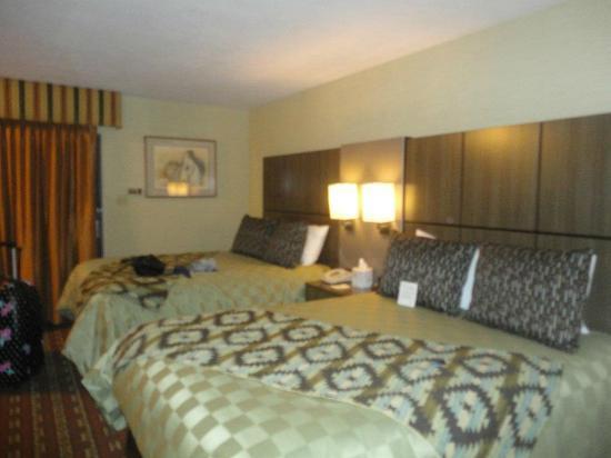 Quality Inn Navajo Nation Capital : Chambre