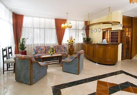 Hotel Parigi: La hall