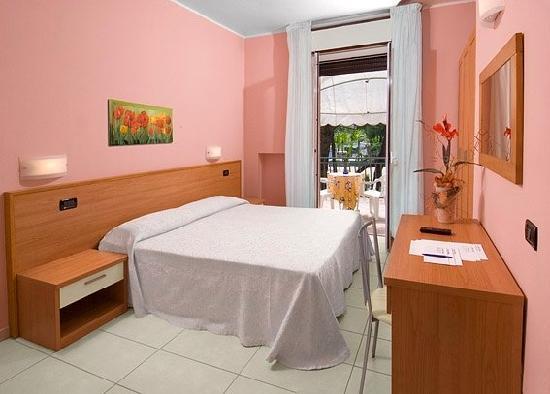 Hotel Parigi: Le camere...