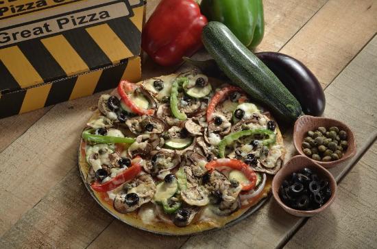 Yellow Cab Pizza: Dear Darla Pizza