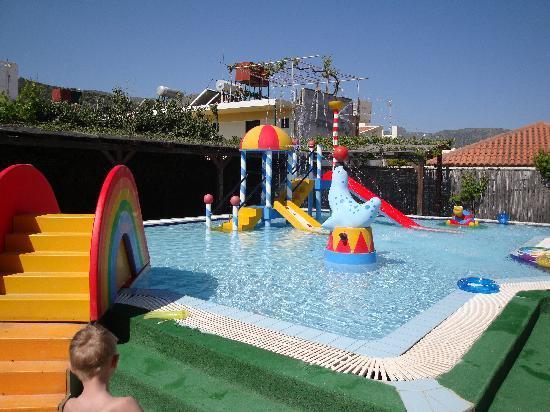 Kreta Malia Alexander Beach Hotel