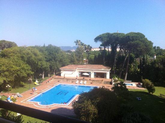 Hotel Guadacorte Park: Piscina