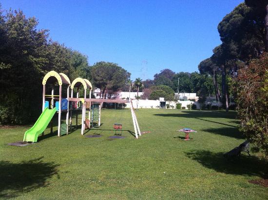 Hotel Guadacorte Park: Area infantil