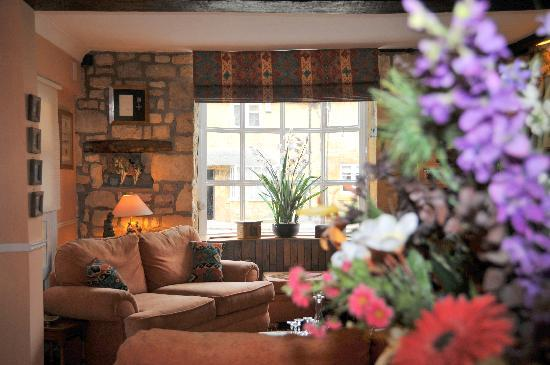 Olive Branch Guest House: Guest lounge