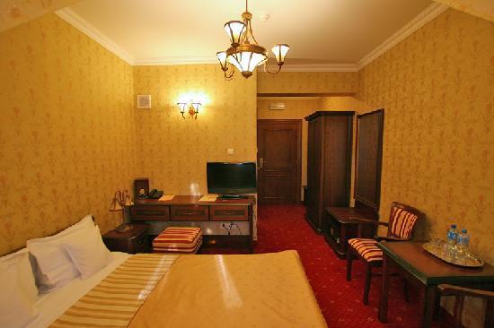 Hotel Sarmata: Double standard - code 2 STD