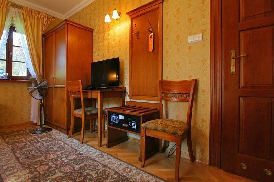 Hotel Sarmata: Twin room in Annex - code 2 STO