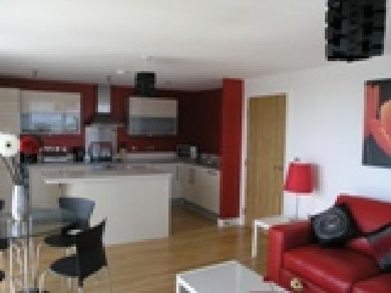 Cotels Serviced Apartments: Vizion Bedroom
