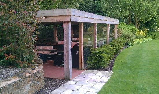 Wyck Hill House Hotel & Spa: The outside room