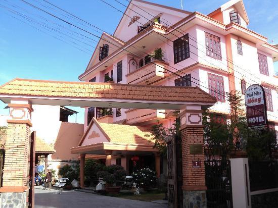Villa Pink House: отель