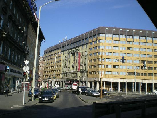 Hotel Hungaria City Center Budapest