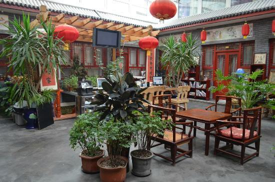 Tiananmen Best Year Courtyard Hotel: The Courtyard