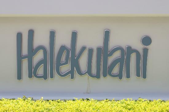 Halekulani Hotel: hotel