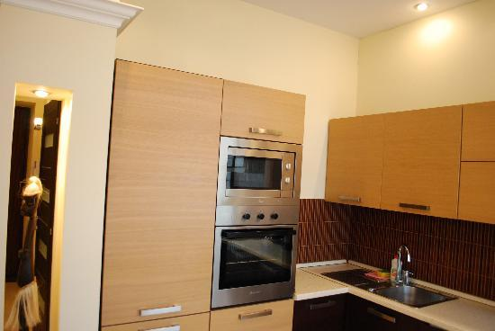 KievApartments: kitchen