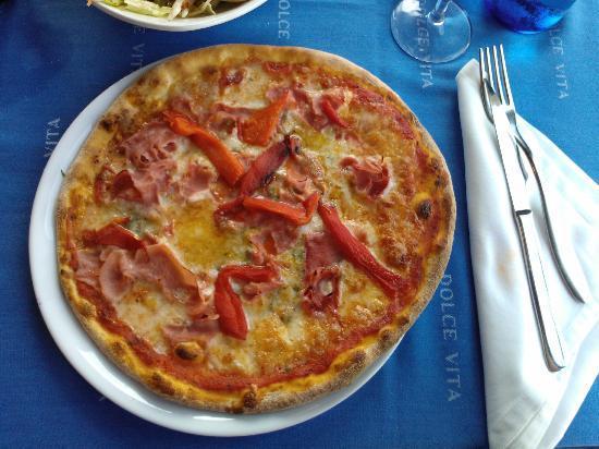 Dolce Vita Pizzeria: pizza