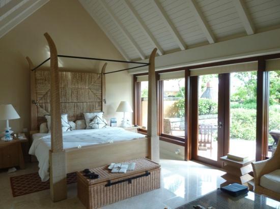The Oberoi, Mauritius: vista de la habitación