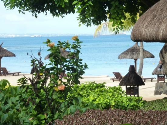 The Oberoi, Mauritius: vista desde el resturant del desayuno