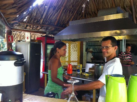 Posada Galapagos: Cocina